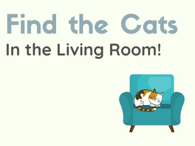 Cats in the Living Room