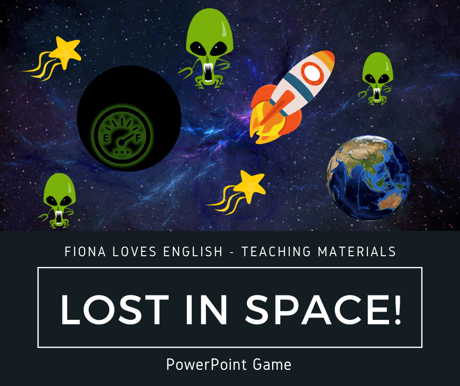 Game: Lost in Space!