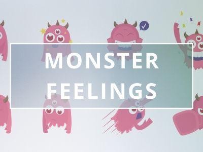 Write the Word - Monster Feelings
