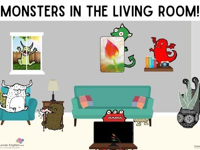 Monsters in the Living Room!