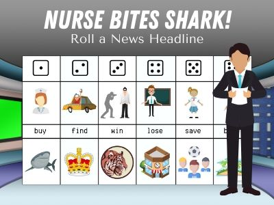 Nurse Bites Shark!