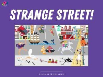 Strange Street