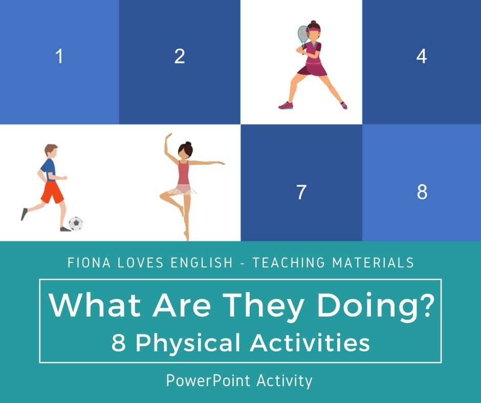 8 Physical Activities