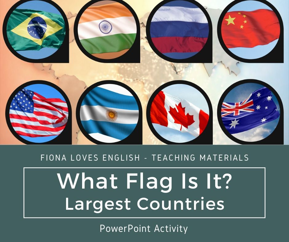 What Flag Is It? Largest Countries