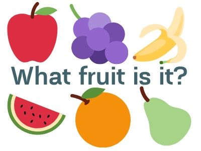 Quiz: What is the fruit?